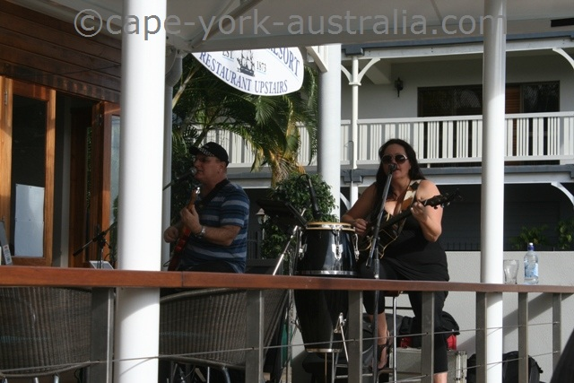 cooktown festival live music