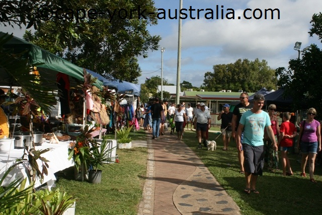 cooktown festival markets