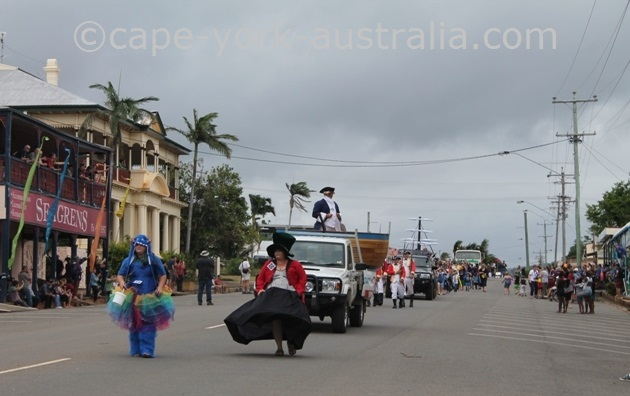 cooktown festival 2014