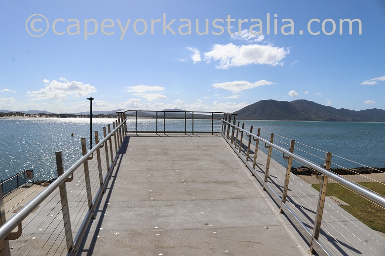 cooktown foreshore bridge