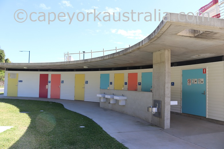 cooktown foreshore change rooms