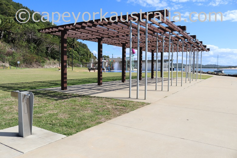 cooktown foreshore park