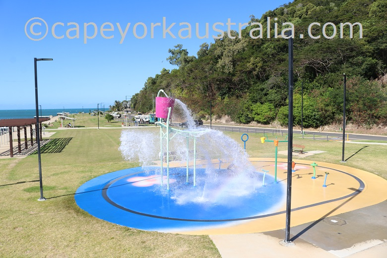 cooktown foreshore water park