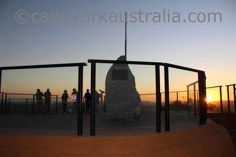 cooktown grassy hill monument