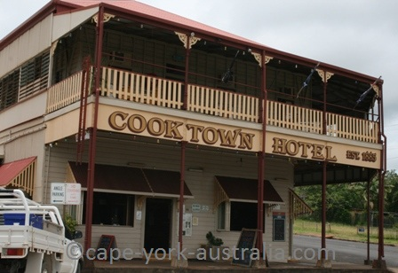 cooktown hotels