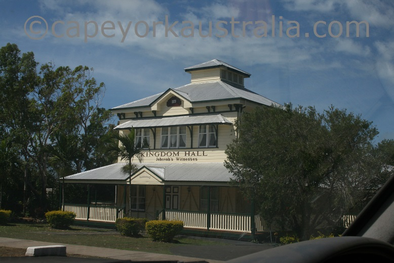 cooktown kingdom hall