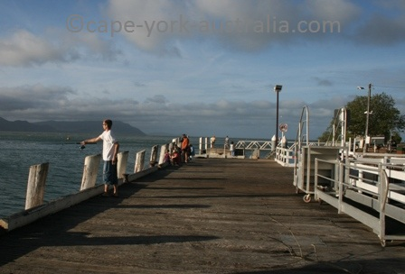 cooktown old wharf