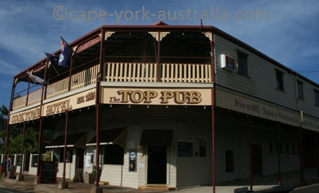 cooktown pub