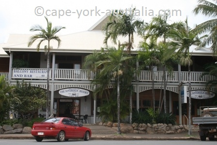 cooktown resort