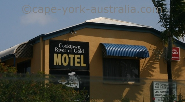 cooktown river of gold motel