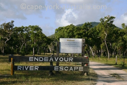 cooktown safari camp