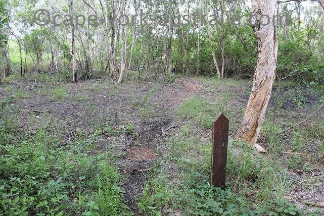 cooktown scenic rim walk cemetery end