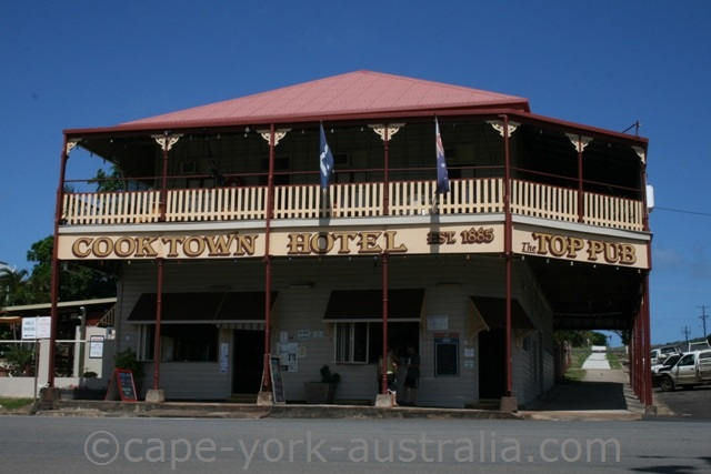 cooktown top pub