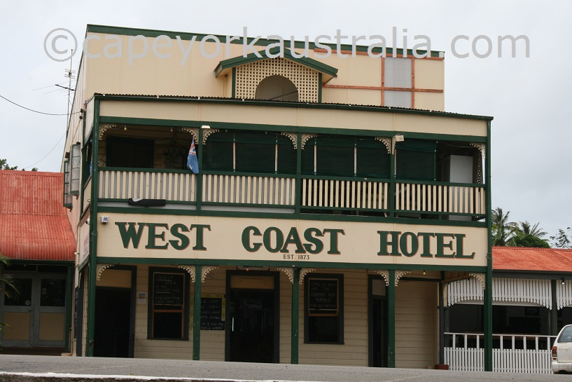 cooktown west coast hotel