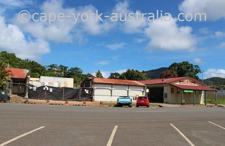 cooktown west coast hotel january 2016