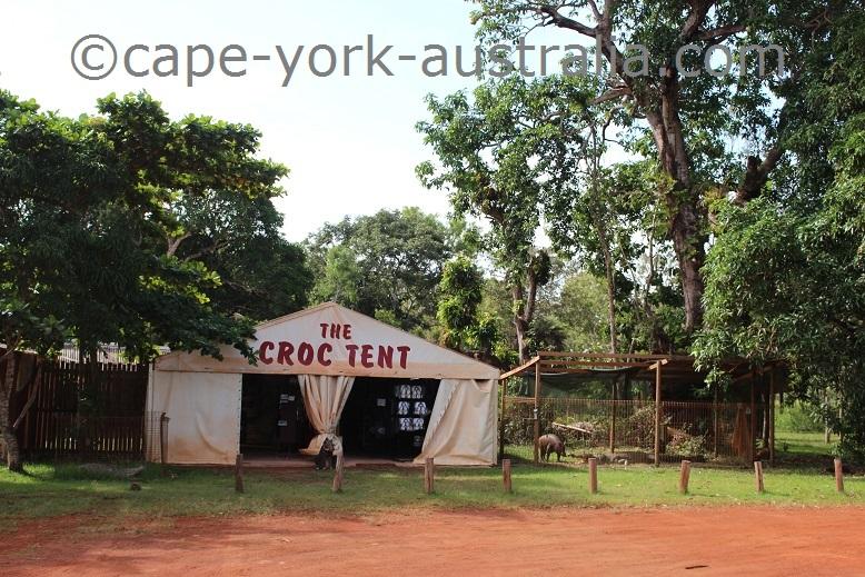 croc tent open 2018