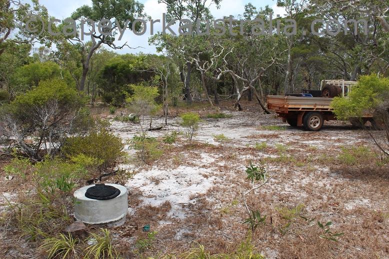 crocodile creek beach toilet