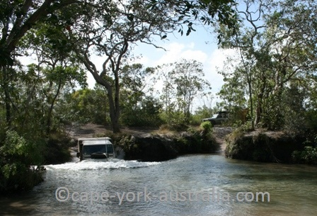 crossing nolans brook