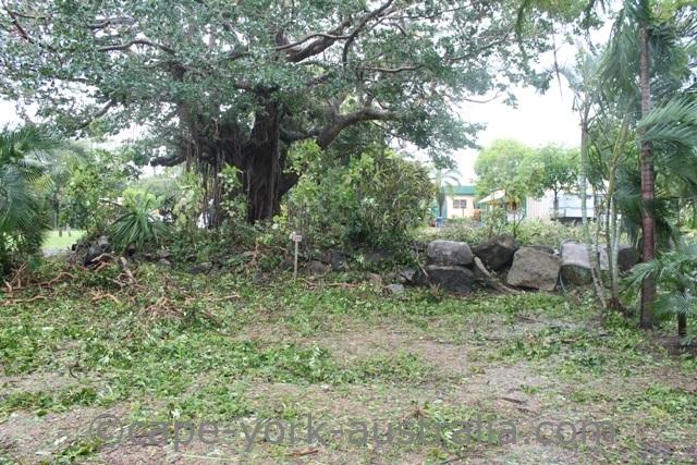cyclone camping