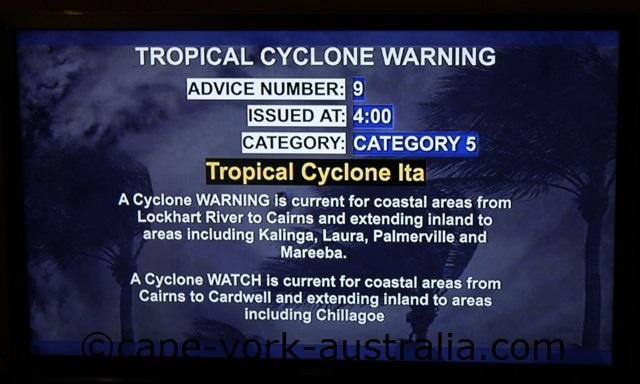 Tropical Cyclone Survival