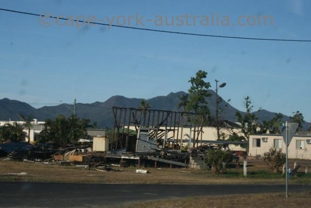 cyclone yasi building cardwell