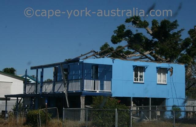 cyclone yasi cardwell home