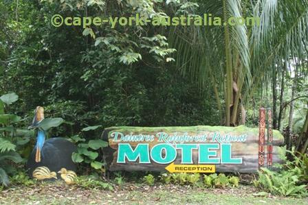 daintree accommodation