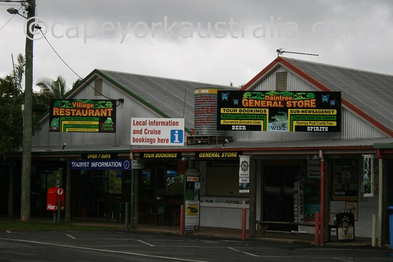 daintree village general store