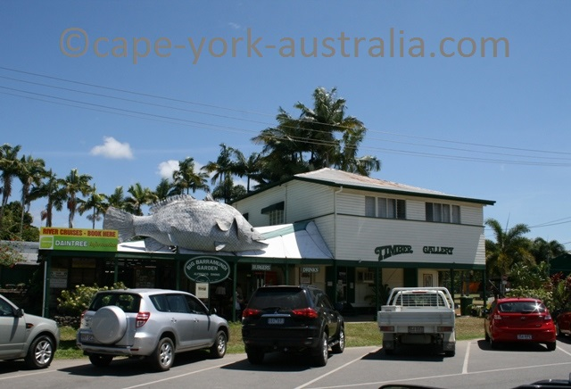 daintree village restaurant