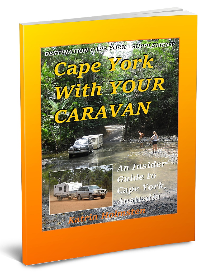destination cape york caravan supplement