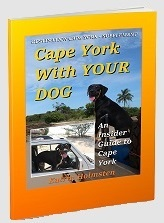 destination cape york dog book