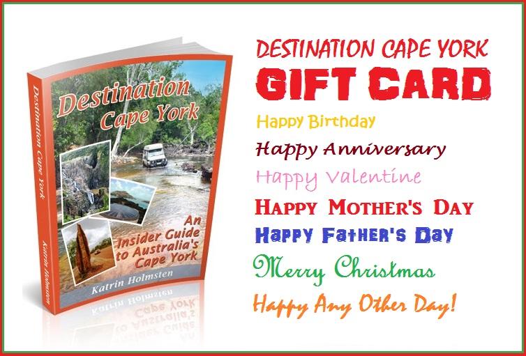 destination cape york gift card