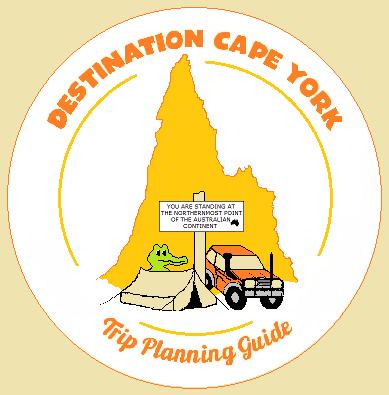 destination cape york logo