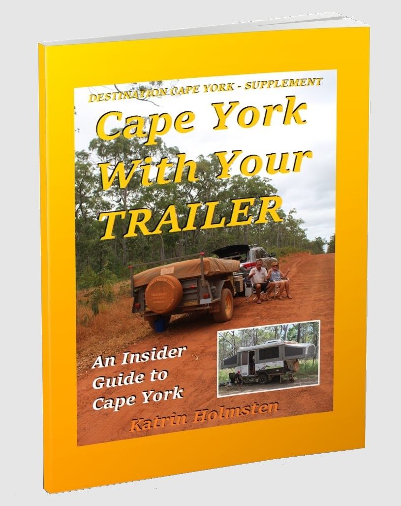 destination cape york trailer book