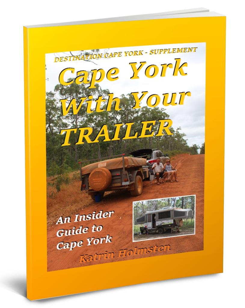 destination cape york trailer supplement