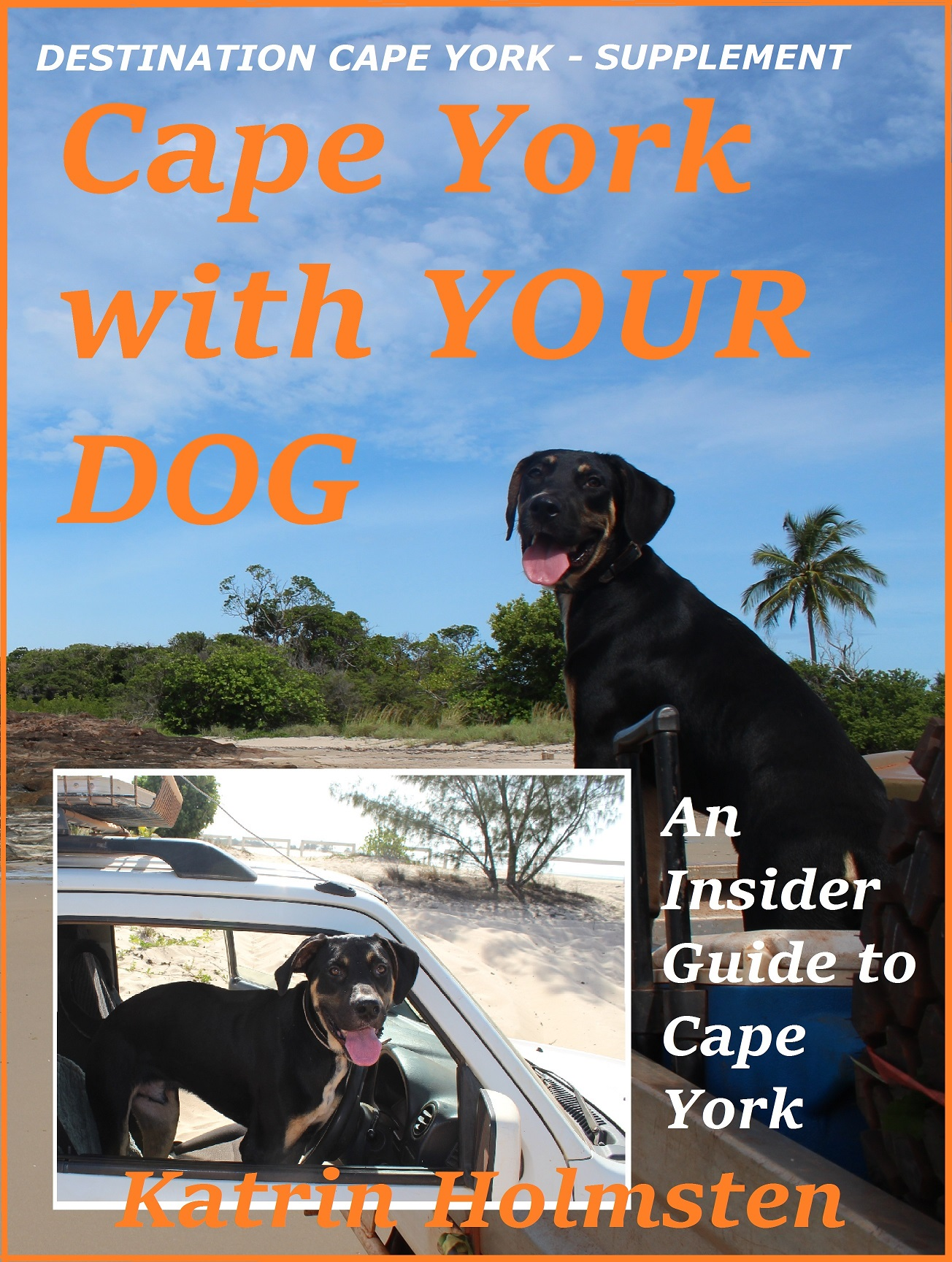 destination cape york with dog