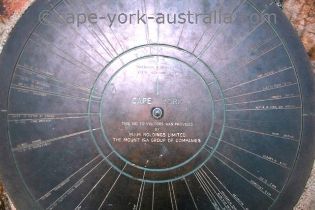distances cape york