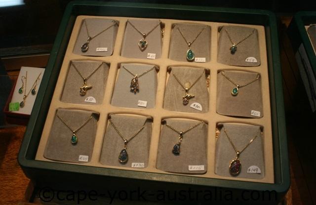 doublet opals