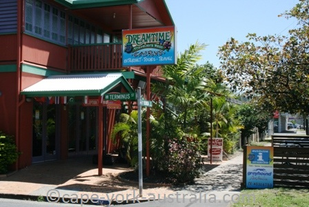 dreamtime backpackers cairns