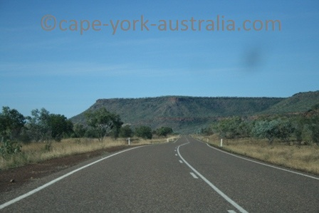 northern territory road