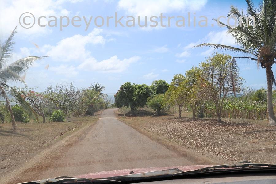 erub island drive