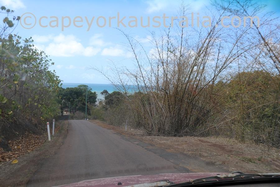 erub island east drive