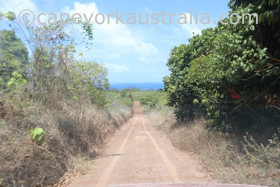 erub island hill drive