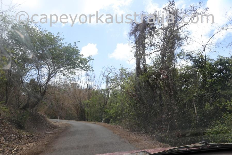 erub island road