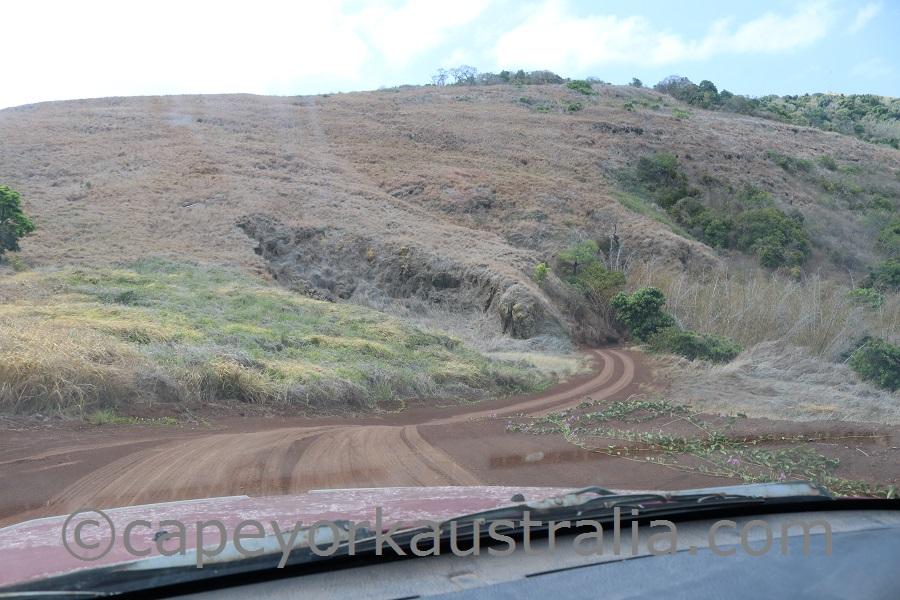 erub island track