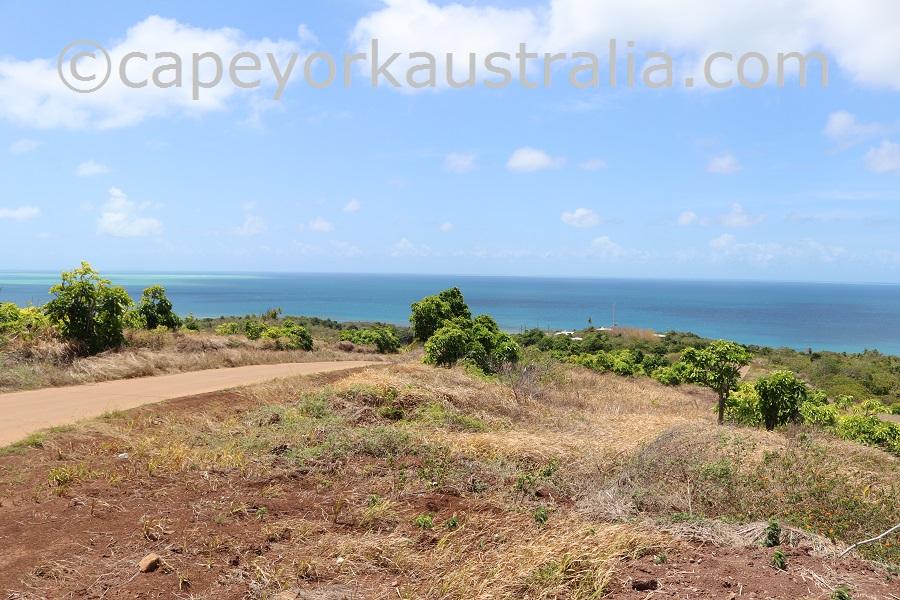 erub island views