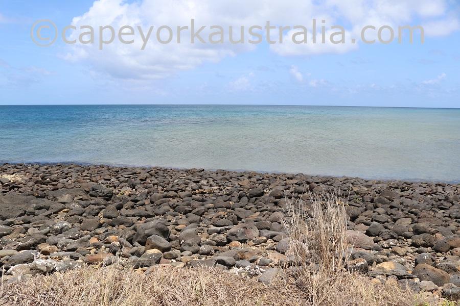 erub island western beach