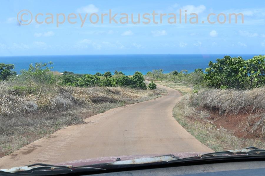 erub island western drive