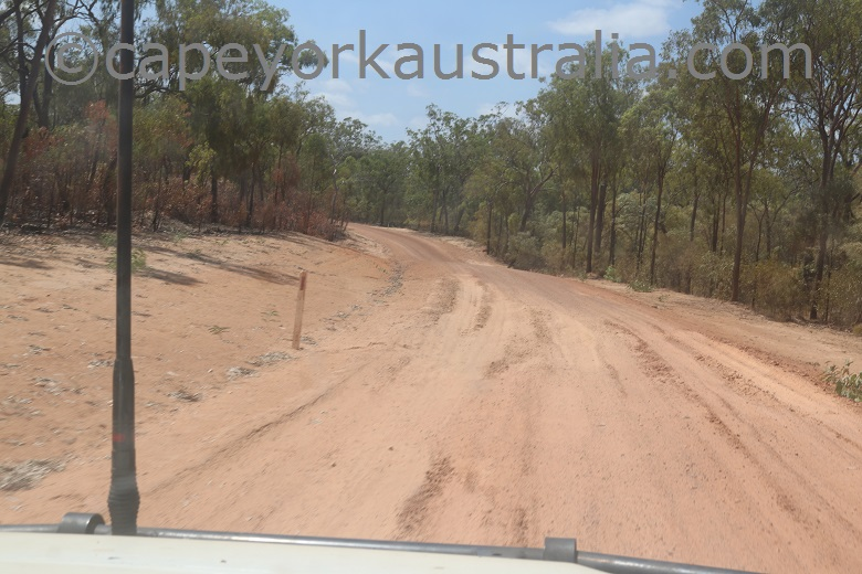 fairview to wrotham road dust holes