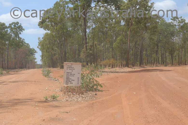 fairview to wrotham road kimba turnoff